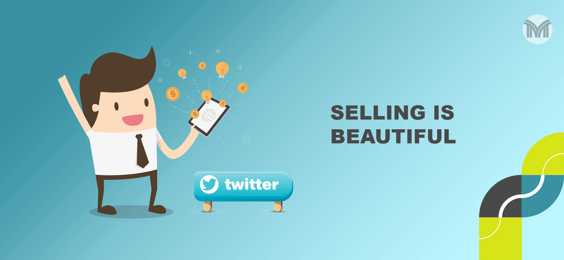 250929719dbb Selling is beautiful | Sales training in India | Mercuri India